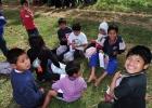 Festiva jornada del día del niño en Kambay